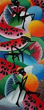 Original Art Painting Cuban Artist Cuba JANIER SANCHEZ 04