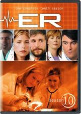 ER: The Complete Tenth Season [New DVD] Ac-3/Dolby Digital, Dolby, Dubbed, Sub
