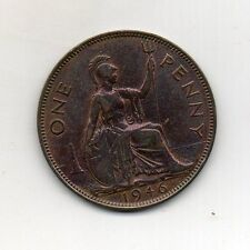 British One Penny 1946 Georgivs VI