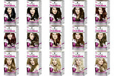 3x Schwarzkopf Professional Color Mask | Permanent Hair Dye | Free Delivery