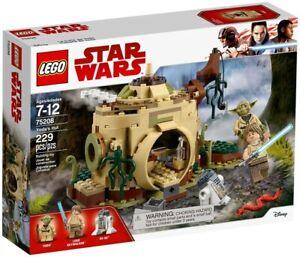 Lego star wars 75208 - La hutte de Yoda