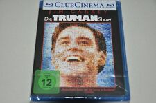Blu Ray - Die Truman Show - Jim Carrey - Blueray Neu OVP