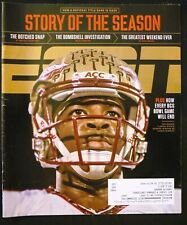 ESPN Magazine Jan 6, 2014 - Story of the Season