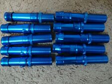 10 Rod Building Wrapping Vintage Blue Aluminum reel seats Lakeland?