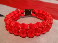 Masonic Scarlet Cord Bracelet