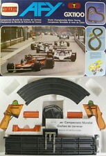1980 Aurora GX1100 AFX Slot Car European Race Set Basic Figure 8 ONLY NO CARS