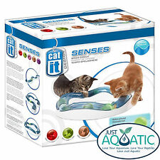 FREE SHIPPING - Catit® Design Cat Senses Speed Circuit - Best For Cats & Kittens