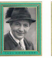 Bunte Filmbilder:  Paul Hörbiger   Bild-Nr. 472