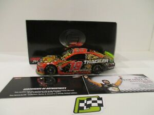 MARTIN TRUEX JR .. SIGNED 2019 .. BASS PRO .. LAS VEGAS WIN .. ELITE .. 1/24 CAR