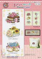 "SODAstitch SO-3206 Icecream Counted cross stitch chart /""Dessert time/"" candy"