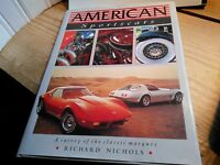 American Sportscars A Survey of the Classic Marques