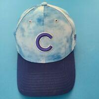 New Era MLB Chicago Cubs Tie Dye 9Twenty Baseball Hat Adjustable Cap Unisex