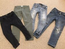 4 X Pairs Boys Jeans - INDIE KIDS COUNTRY ROAD Size 5/6