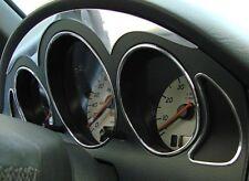 Mercedes slk 170 r170 aluminio de adorno-diafragma aluminio para D. velocímetro 230 320 200 fl AMG
