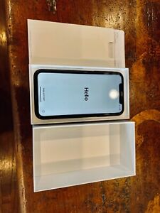 Apple iPhone XR - 128GB - Black Sprint - UNLOCKED A1984 (CDMA GSM)