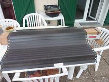 tablier alu pour volet roulant DP87 pour fenêtre velux 1,140 X1,180