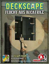 DECKSCAPE: Flucht aus Alcatraz - neu & OVP    Exit Escape
