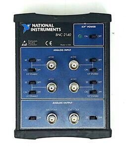 National Instruments NI BNC-2140 Signal Conditioning BNC IO Block