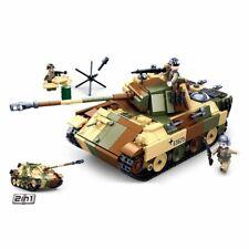 Sluban 0859 - Panther Panzer - Neu
