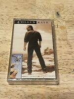 Brand New Factory Sealed In This Life by Collin Raye Cassette Tape