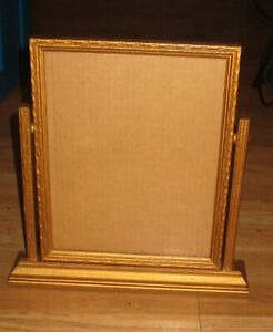 VINTAGE ART DECO TABLE TOP SWIVEL PICTURE FRAME