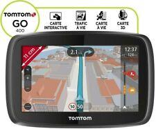GPS TOMTOM GO 400 NAVIGATION AUTOMOBILE CARTES FRANCE & EUROPE + ALERTES RADARS