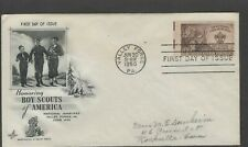 USA 1950 FIRST DAY COVER BOY SCOUTS OF AMERICA