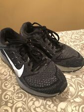 Nike Zoom Structure 18 Women's Cool Gray, Silver, Black Shoes Size 7 683937