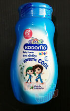 KODOMO KIDS BABY POWDER 6+ WITH ALOE VERA AND MENTOL # SWEETIE COOL 50 G.