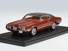 Neo Ford Thunderbird 2-Door 1970 Red/Black 1:43 47045