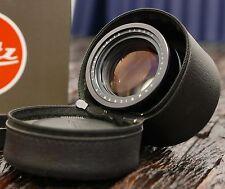 Leica Summicron-R 90mm 1:2, completamente funzionante Summicron 90 2.0