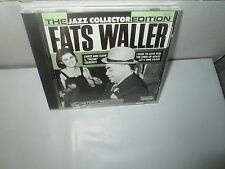 FATS WALLER - THE JAZZ COLLECTION rare Jazz Piano cd 15 songs Mint