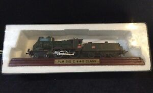 Atlas Editions PLM Big C 4-4-0 Class #C-145 Static Display Locomotive Model (B)