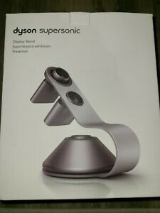 NEW Genuine Dyson Supersonic Hair Dryer Display Stand Holder Authentic 970133-01