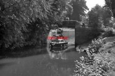 PHOTO  1971 MILLMEAD BRIDGE AND LOCK GUILDFORD SURREY THE NATIONAL TRUST OWNED W