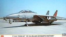 Hasegawa 00660 F-14A Tomcat 'VF-154 Black Knights History'  1/72