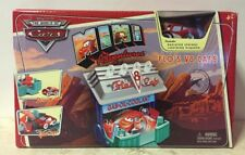 Disney Pixar Cars Mini Adventures FLO's V8 CAFE Playset - Includes RS McQueen!