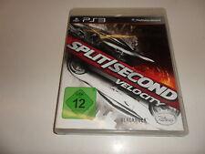 PlayStation 3  Split/Second: Velocity - [PlayStation 3]