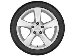 """New Genuine Mercedes-Benz Vito/V-Class (447) 17"""" 5-Spoke Alloy Wheel's x 4"""