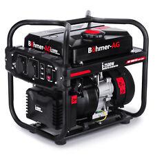 BOHMER-AG i2500W 2000W Inverter Stromerzeuger Benzin Stromgenerator
