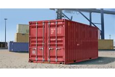 TRUMPETER 01029 1/35 20ft Container