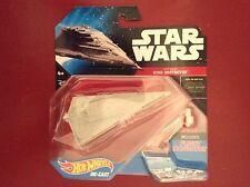 Hot Wheels DIE CAST-Star Wars TFA: Premier ordre Star Destroyer-Entièrement NEUF dans sa boîte