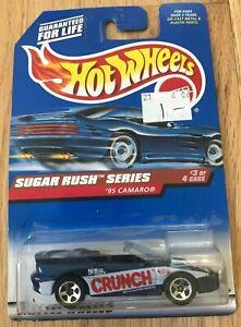 Hot Wheels '95 Camaro - Sugar Rush Series - New In Box