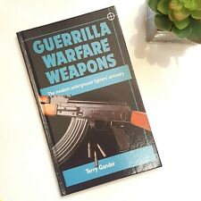 NEW Guerrilla Warfare Weapons Modern Underground Fighters Armory Guns Sub Rifles