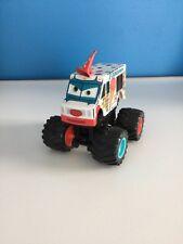 Disney Store Pixar Cars Toon I-Screamer Monster Truck EUC