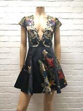 Style Stalker Fabulous Floral Skater Dress UK 8