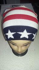 bonnet style USA taille unique adultes/enfants