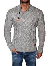 Redbridge Strick Pullover  Norweger Slim Fit Pullover Fein Strick NEU OVP R31508