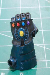 Custom Resin Cast Gauntlet 1:12 scale Infinity stones Apocalypse BAF