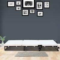Valentine Sale Convertible Sofa Bed Single Sleeper Folding Lounge Chair Ottaman